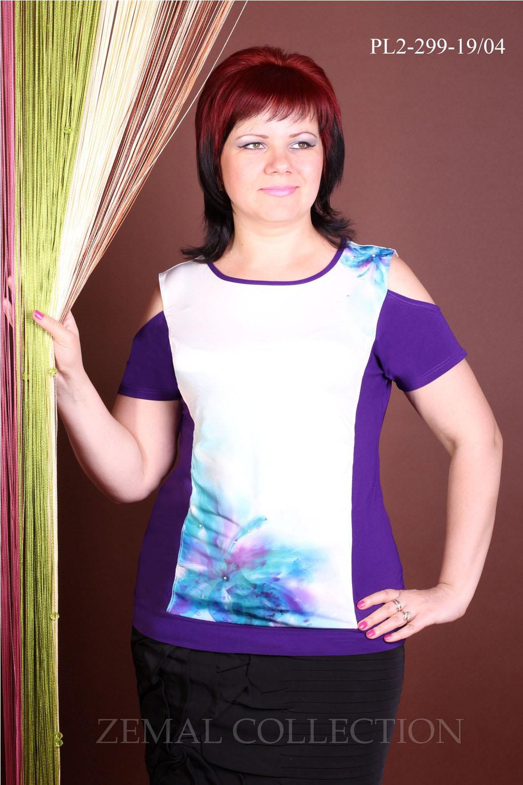 Блузка pl2-299 купить на сайте производителя
