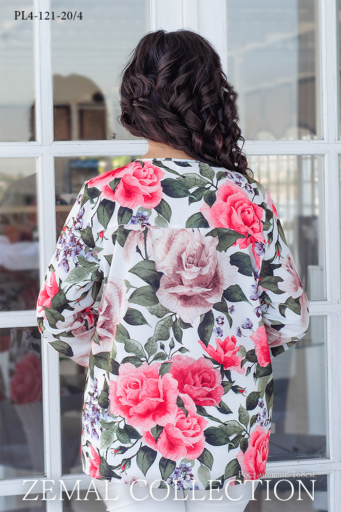 Блуза PL4-121 купить на сайте производителя