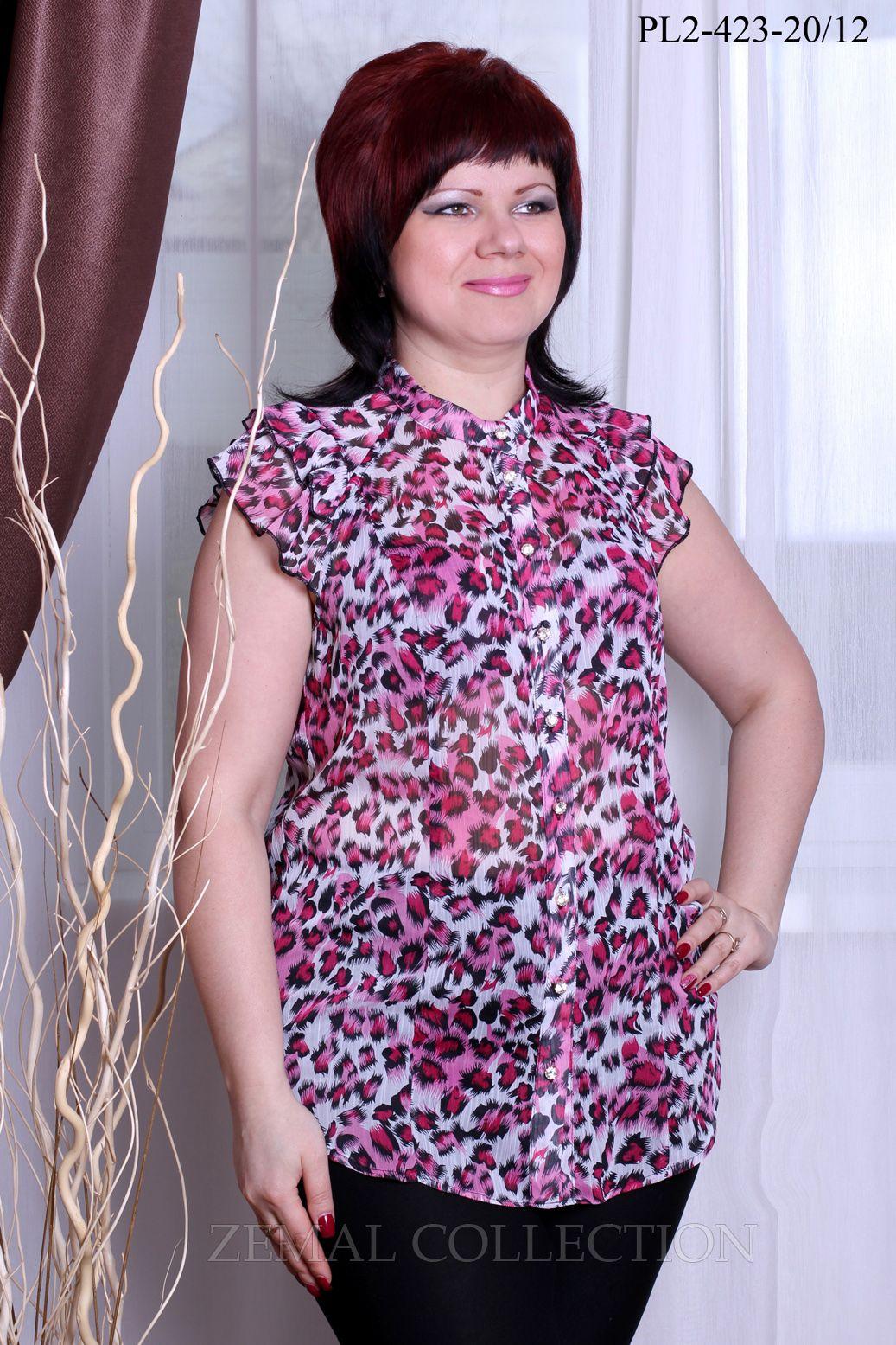Блуза PL2-423 купить на сайте производителя