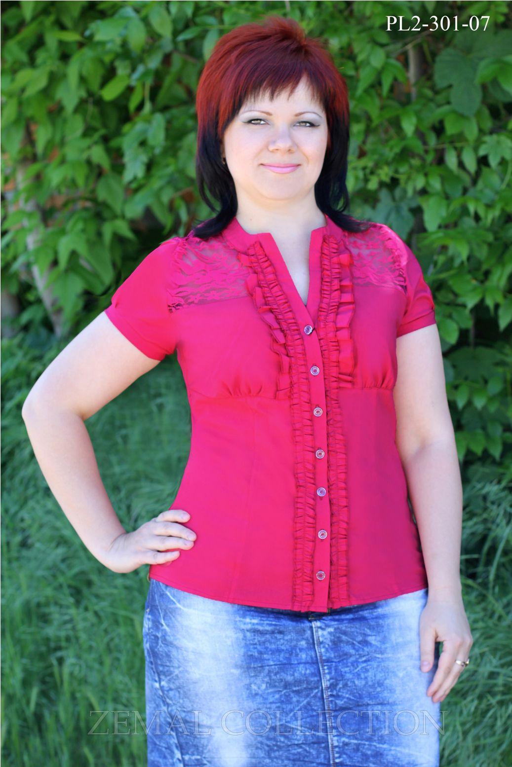 Блузка pl2-301 купить на сайте производителя