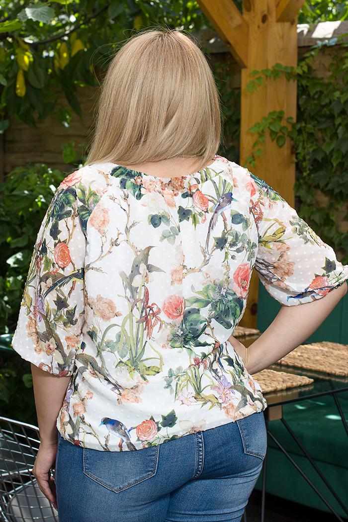 Блуза PL4-409 купить на сайте производителя