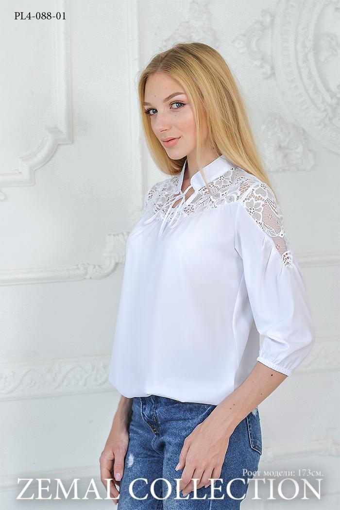 Женская блуза PL4-088 купить на сайте производителя