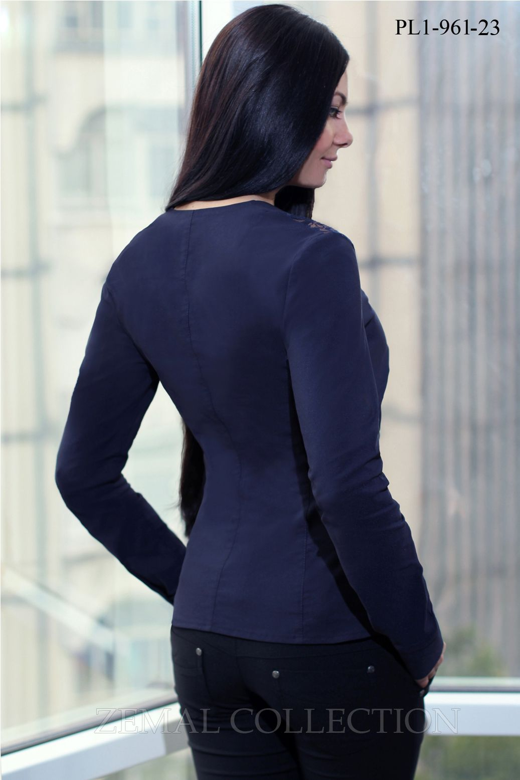 Блуза PL1-961 купить на сайте производителя