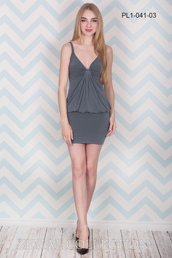 Платье+болеро PL1-041 купить на сайте производителя