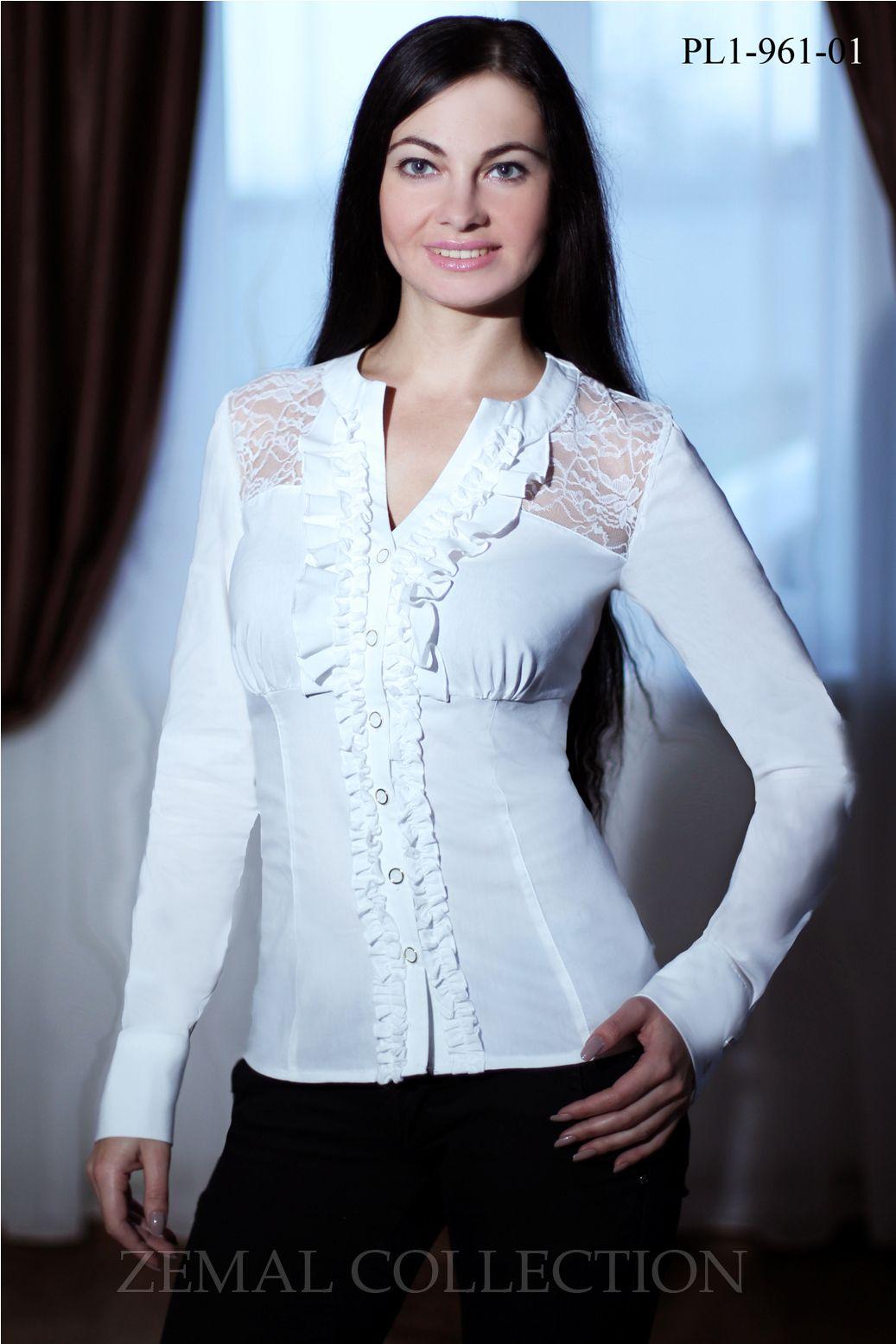 Блузка pl1-961 купить на сайте производителя