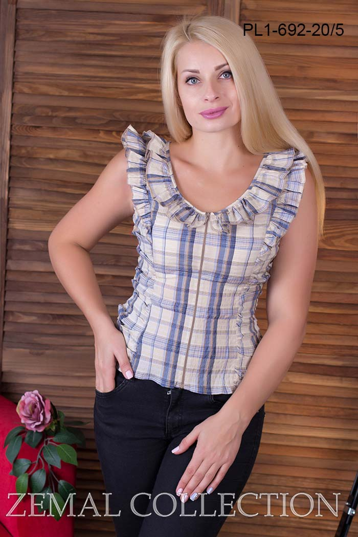 Блуза PL1-692 купить на сайте производителя