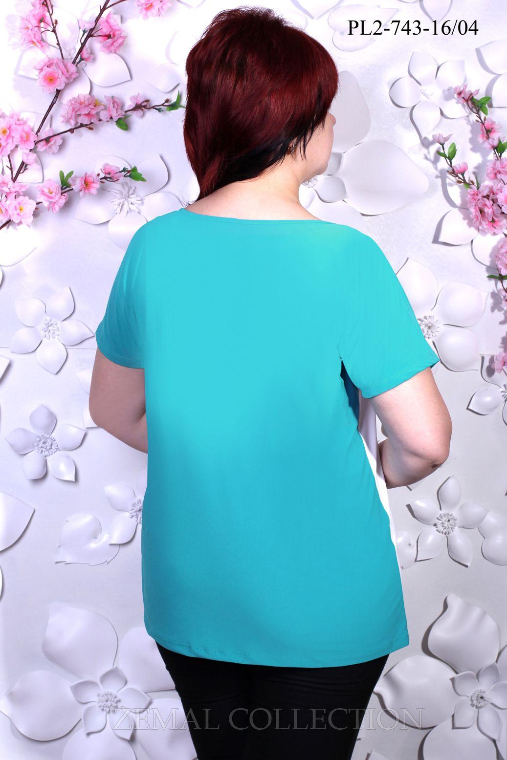 Блузка pl2-743 купить на сайте производителя