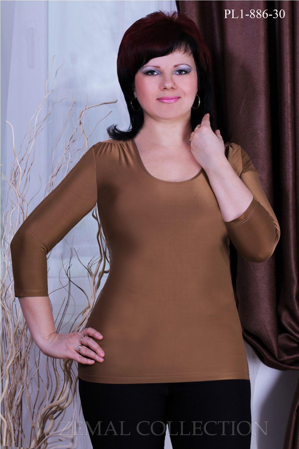 Блуза PL1-886 купить на сайте производителя