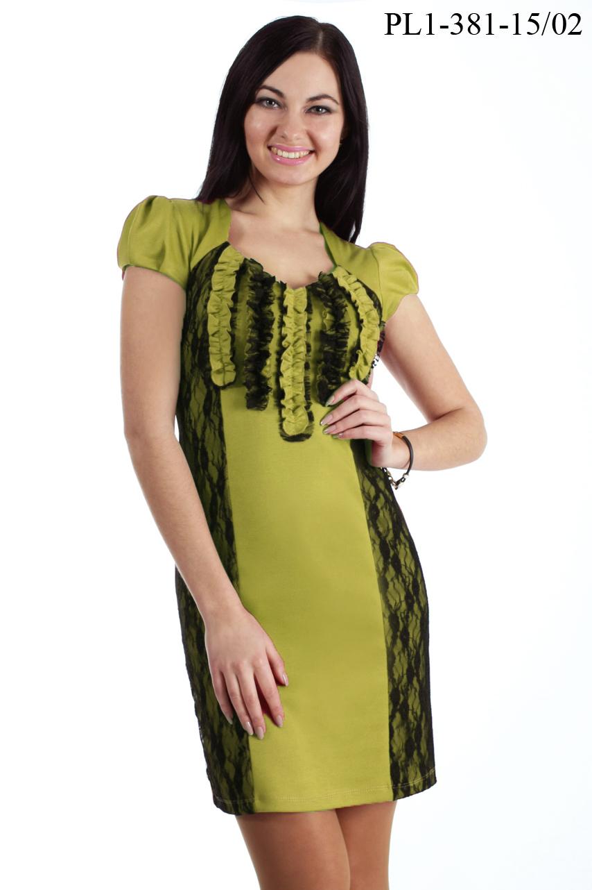 Платье PL1-381 купить на сайте производителя