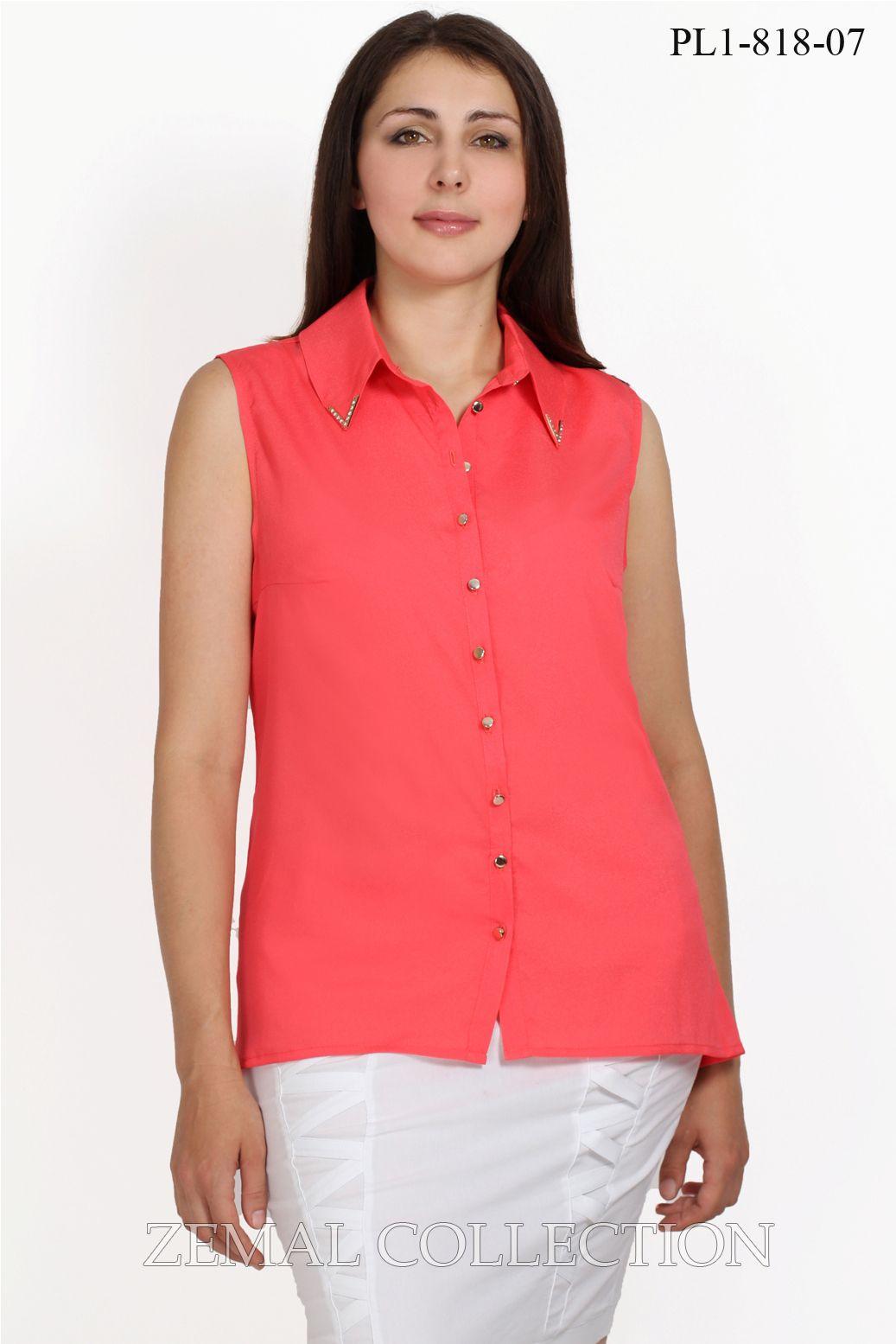 Блуза PL1-818 купить на сайте производителя