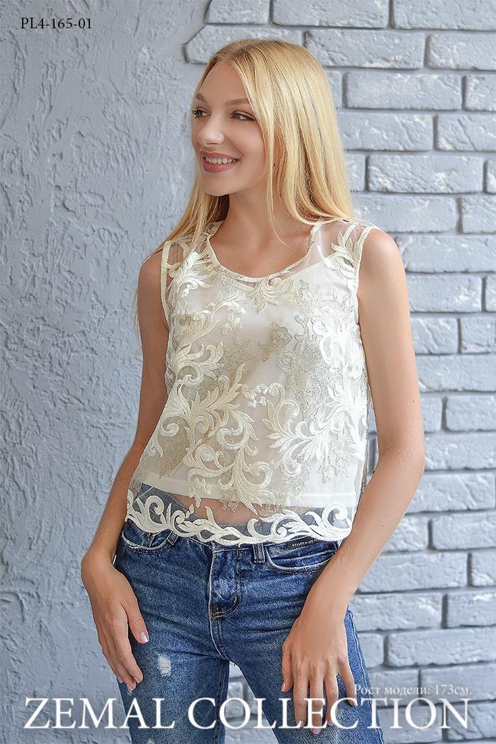 Блуза PL4-135 купить на сайте производителя