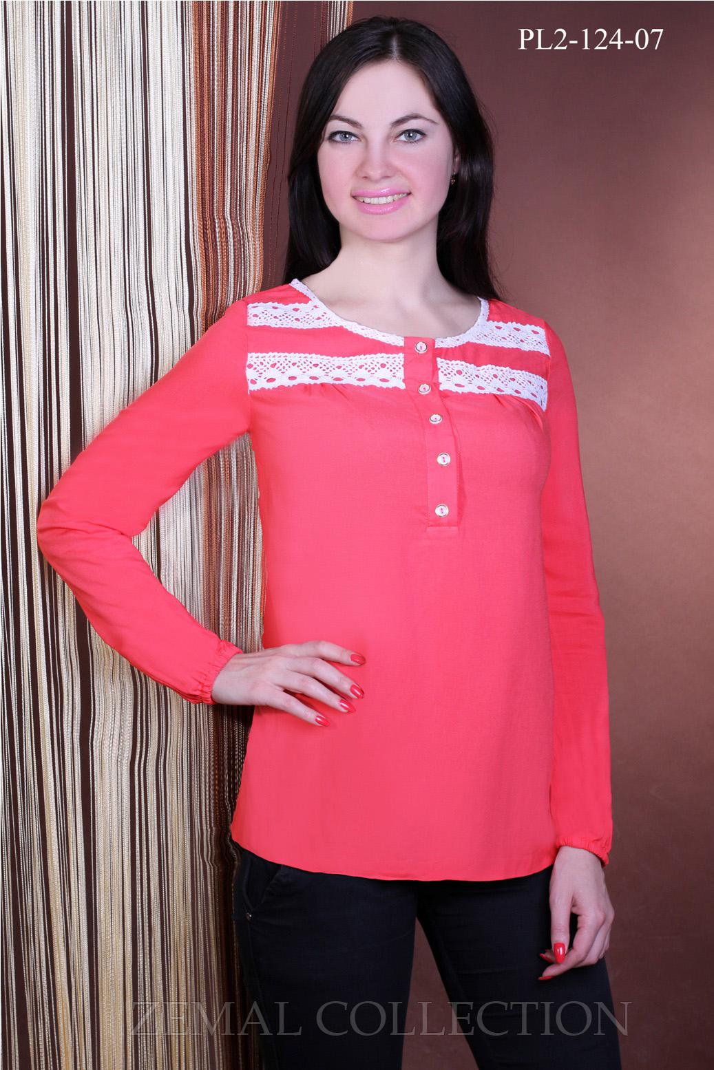 Блуза PL2-124 купить на сайте производителя