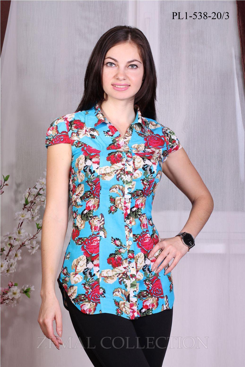 Блузка pl1-538 купить на сайте производителя