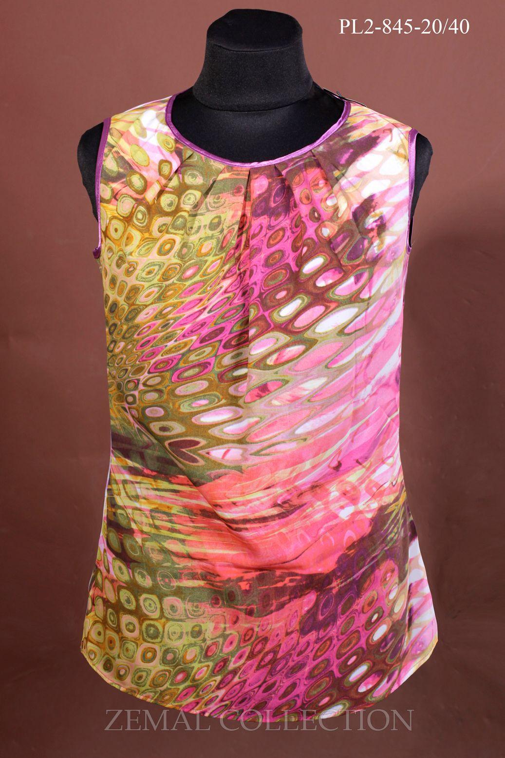 Блуза PL2-845 купить на сайте производителя