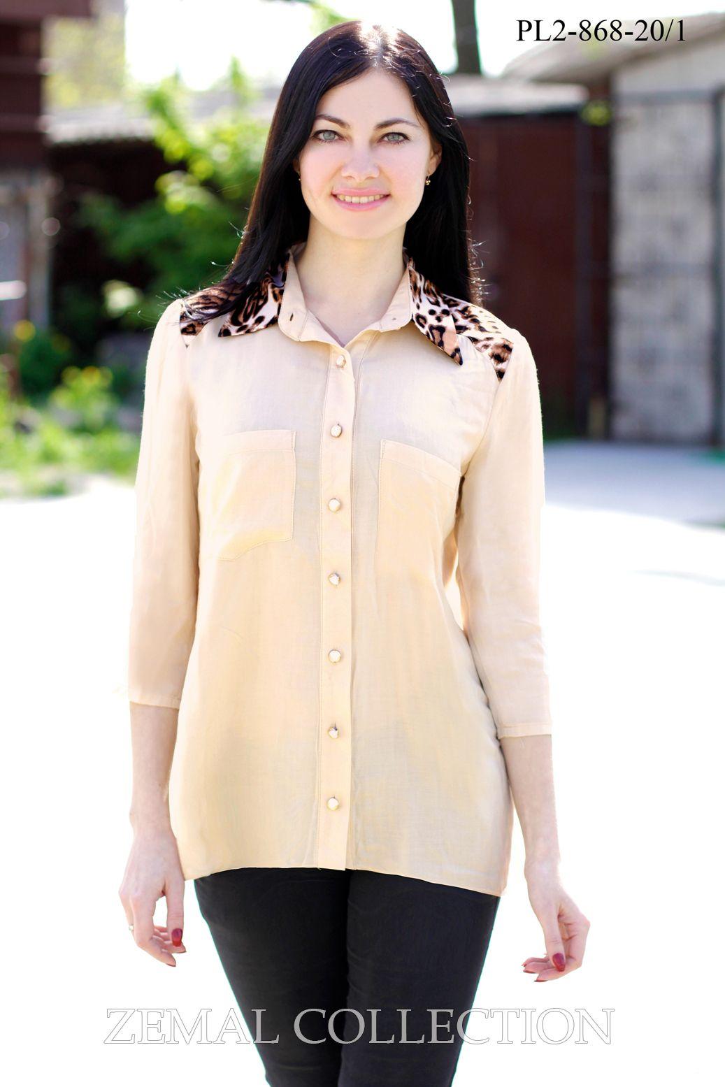 Блузка pl2-868 купить на сайте производителя