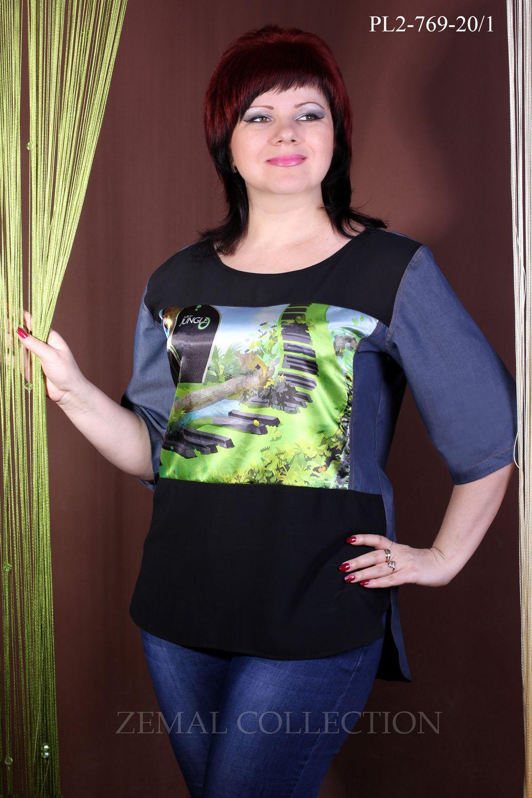 Блуза PL2-769 купить на сайте производителя