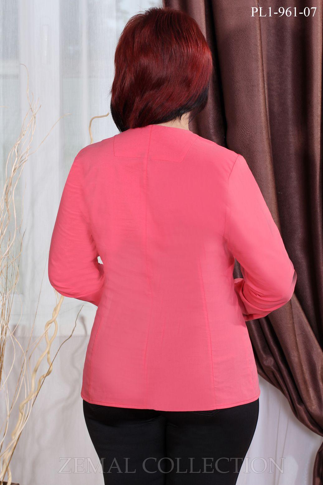 Купить Женские Блузки Больших Размеров Недорого