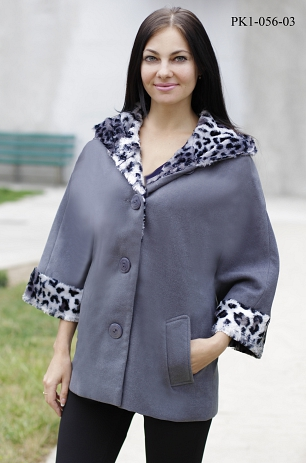 7151a1efb94 Купить женские пальто оптом от производителя «Zemal»