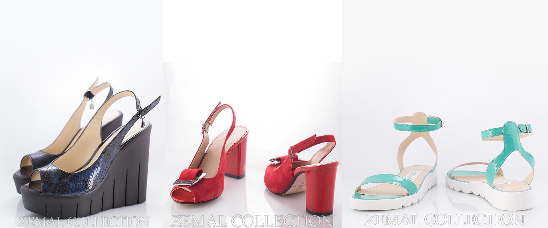 753272371a8fec Купити жіночі босоніжки недорого | Бренд «Земал»
