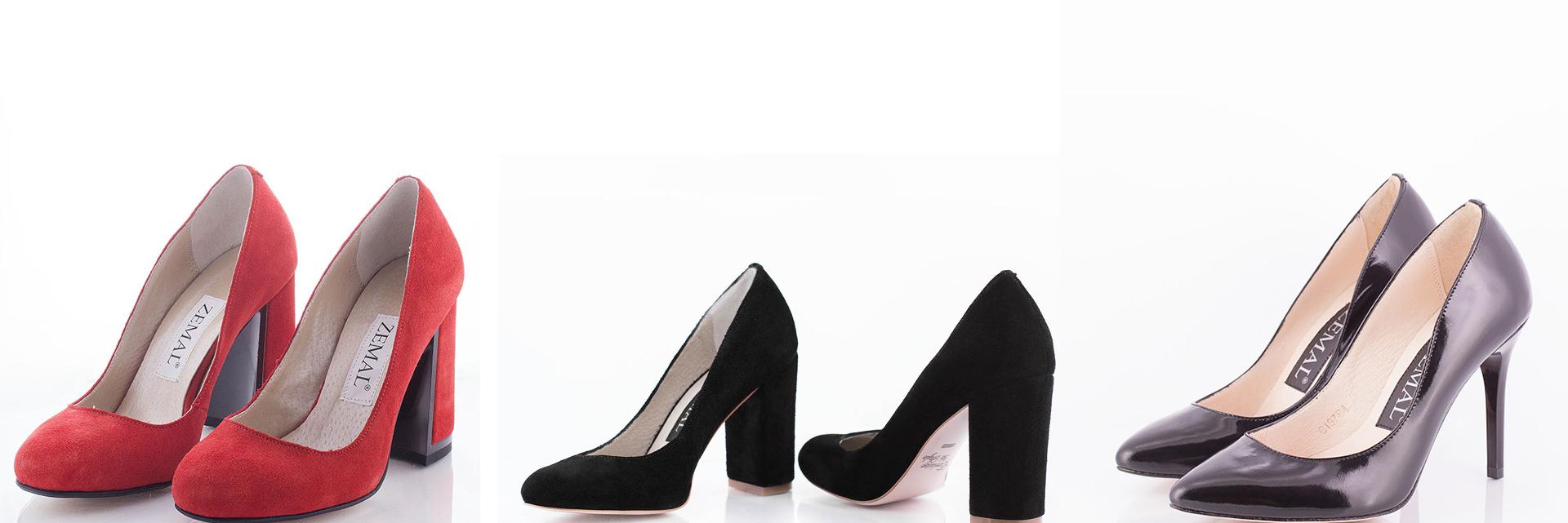 3d85e846f5cd1b Купити жіночі туфлі оптом від виробника | Бренд «Земал»
