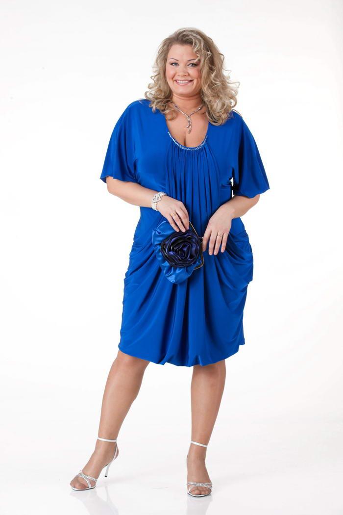 32b34cd09ac Женская летняя одежда больших размеров - распродажа