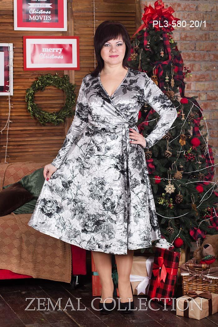 2b6d51393cb4 Платья больших размеров украинского производства