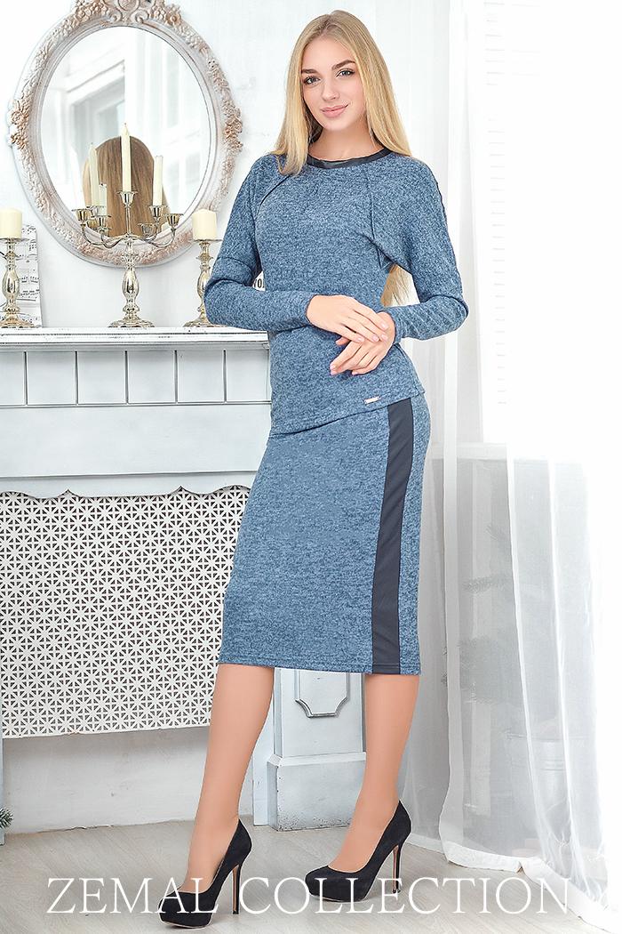 b229bd7116b7 Модные женские костюмы на весну 2019   Бренд «Земал»