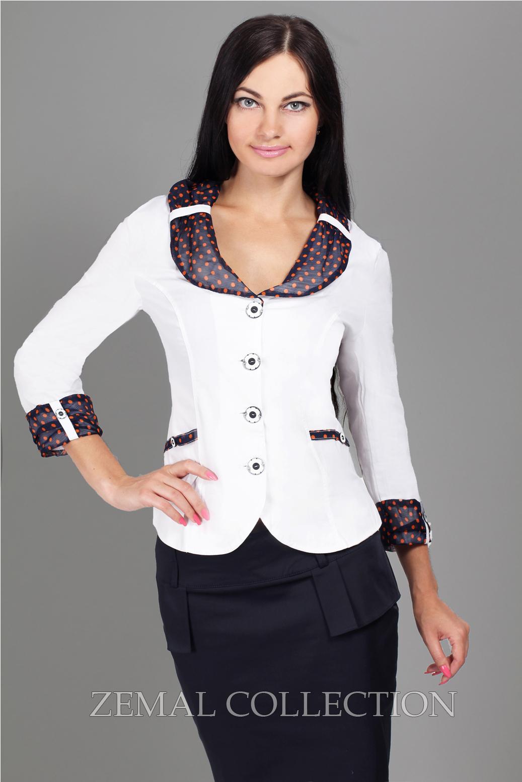 8e4b3ea683b Женские блузки оптом от производителя